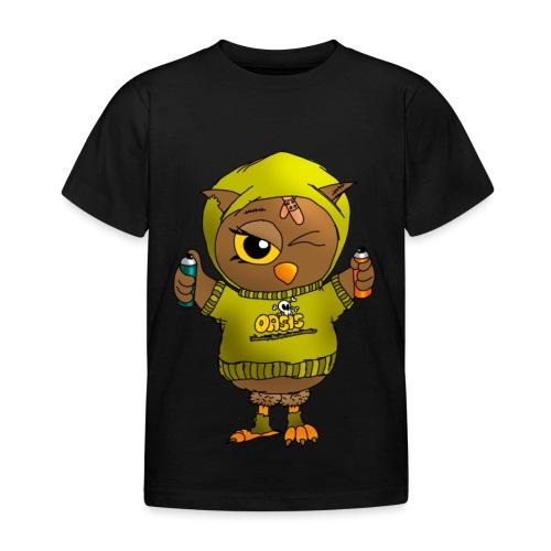 Eule KARL - Eulenclique - Kinder T-Shirt