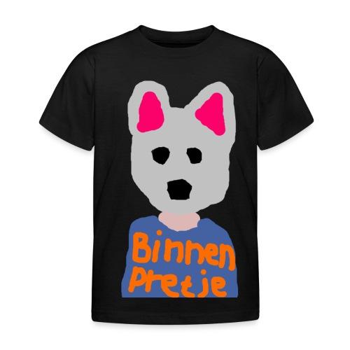 Binnenpretje T-shirts - Kinderen T-shirt