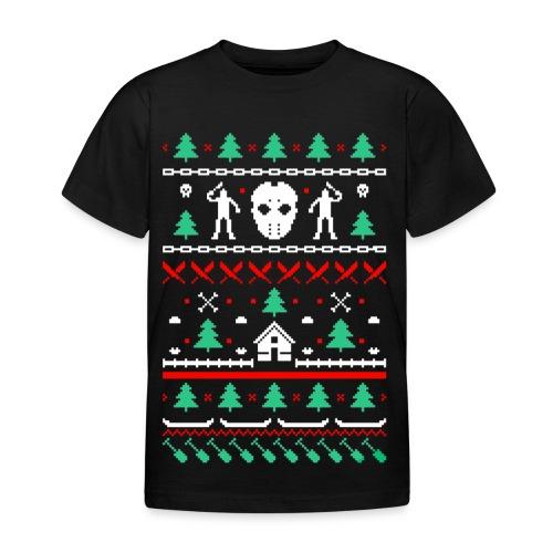 Ugly Friday 13th Crystal Lake - T-shirt Enfant