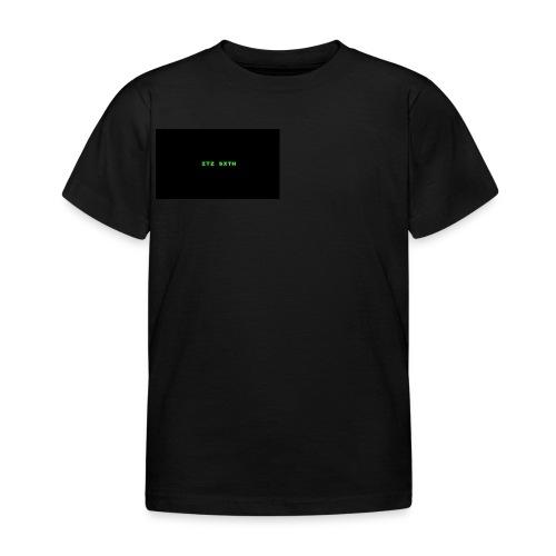 Itz Sxth - Kids' T-Shirt
