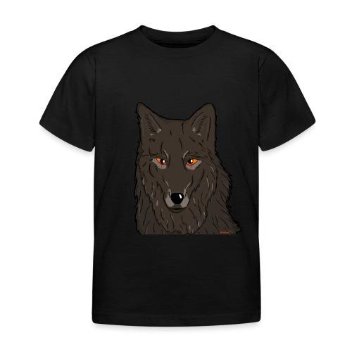 HikingMantis Wolf png - Børne-T-shirt