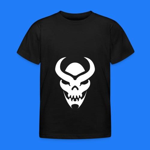 TRIBAL SKULL BLANC - T-shirt Enfant