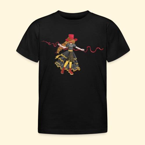 Ladybird - La célèbre uchronaute - T-shirt Enfant