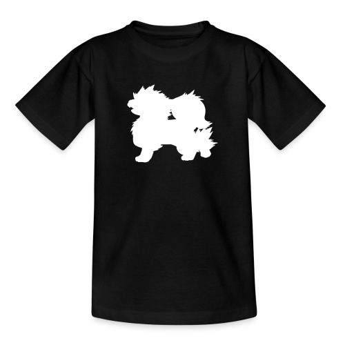 All white Arcanine Merch - T-shirt Enfant