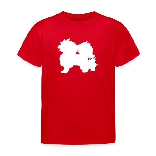 All white Arcanine Merch - T-shirt Enfant