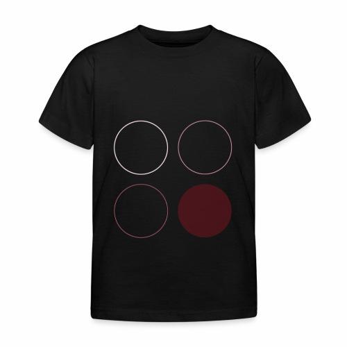 circle - T-shirt Enfant