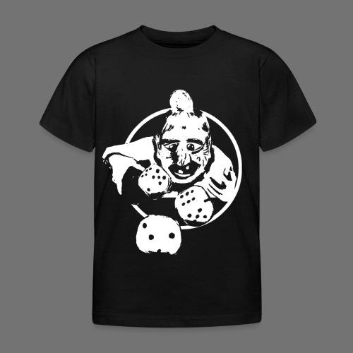 Professional Gambler (1c valkoinen) - Lasten t-paita