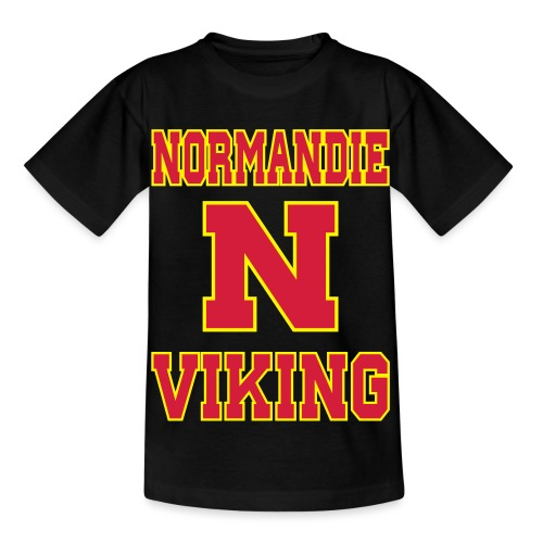 Normandie Viking - T-shirt Enfant