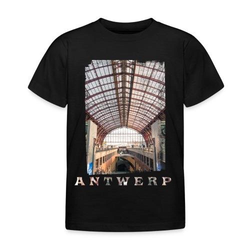 Antwerpen | Centraal Station - Kinderen T-shirt