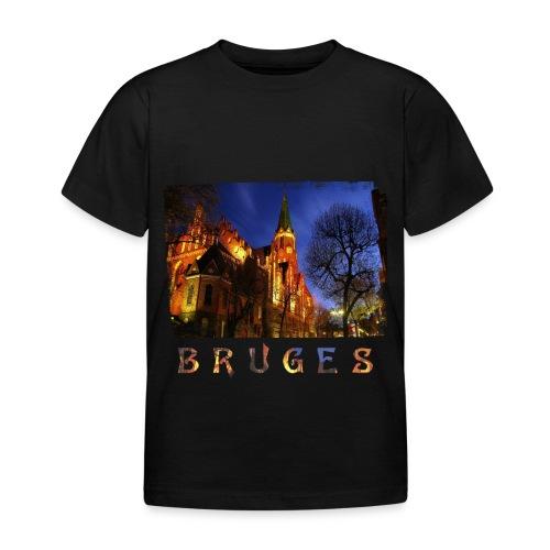Bruges | By Night - Kinderen T-shirt