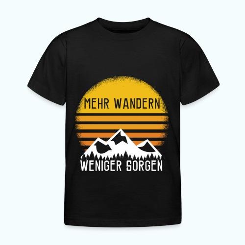 hike - Kids' T-Shirt