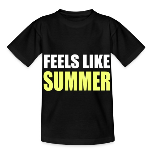 FEELS LIKE SUMMER - Kinder T-Shirt