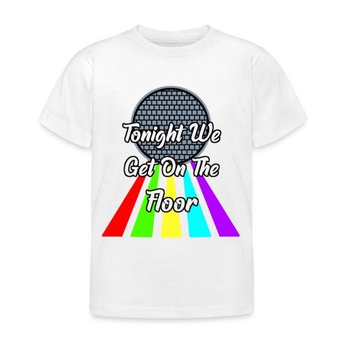Dance Party - Kinder T-Shirt