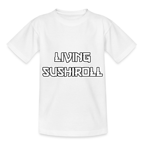 Living Sushiroll - Kinder T-Shirt