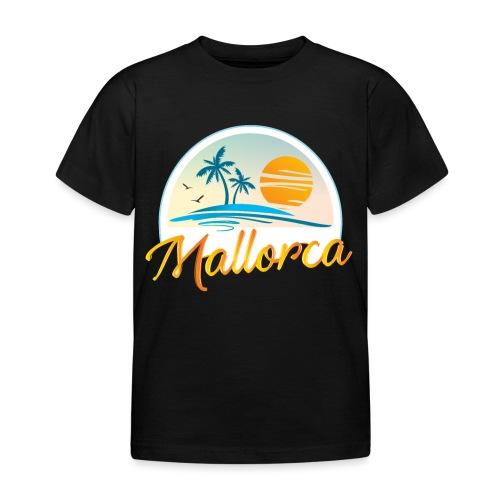 Mallorca - die goldene Insel der Lebensqualität - Kinder T-Shirt