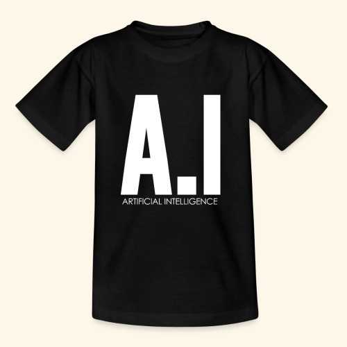 AI Artificial Intelligence Machine Learning - Maglietta per bambini