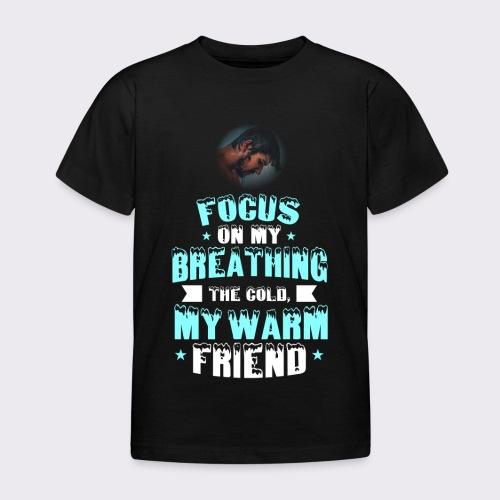 Douche Froide Man - T-shirt Enfant
