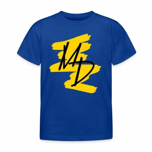 MD BRAND PNG Amarillo - Camiseta niño