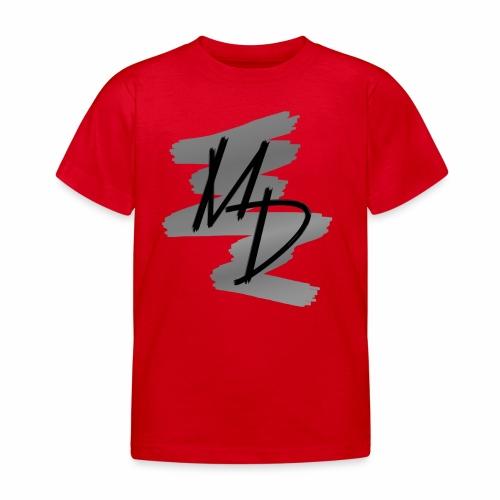 MD BRAND PNG b&w - Camiseta niño