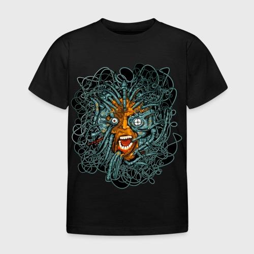 Matrix Cyber Punk - T-shirt Enfant