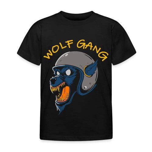 wolf gang willys workshop - T-shirt Enfant