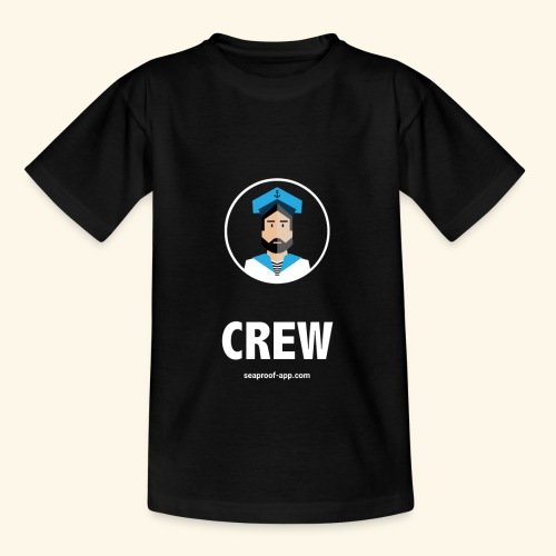 SeaProof Crew - Kinder T-Shirt