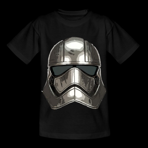 Phasma's Helmet - Kids' T-Shirt