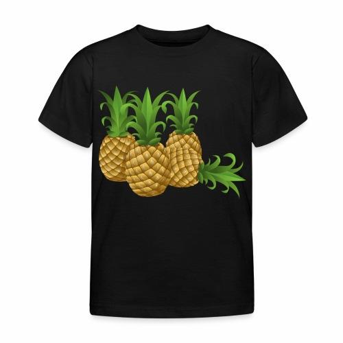 Ananas - Kinder T-Shirt