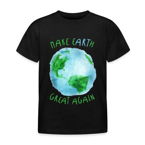 EARTH - Camiseta niño