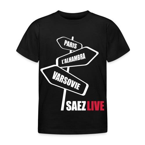 Varsovie (version light, par parek) - T-shirt Enfant