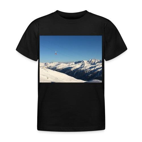 bergen - Kinderen T-shirt