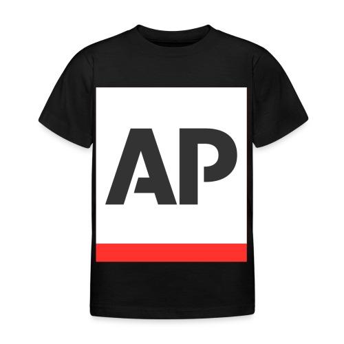 Arjan power logo voor op kleding - Kinderen T-shirt