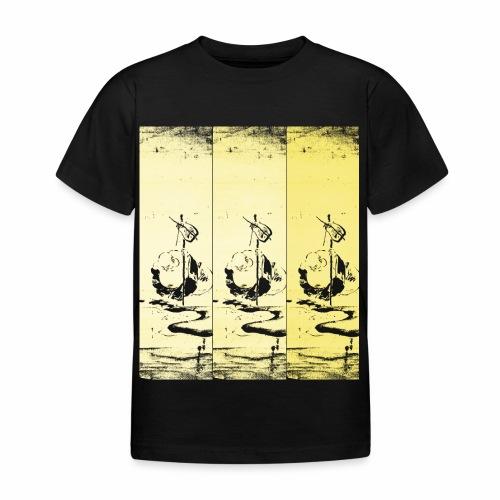 hotei - utagawa kuniyoshi - Kinder T-Shirt
