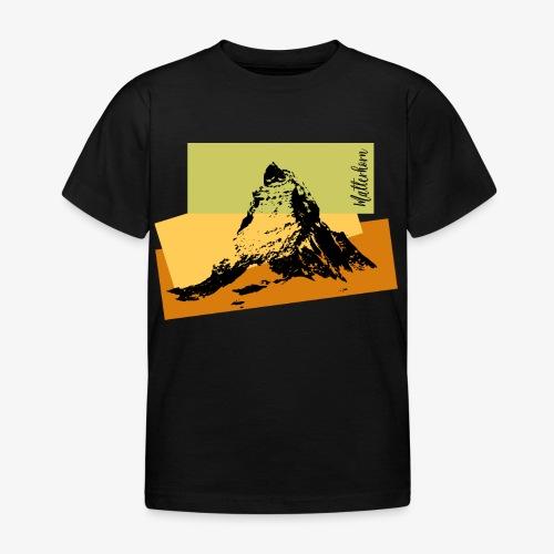 Matterhorn - Kids' T-Shirt