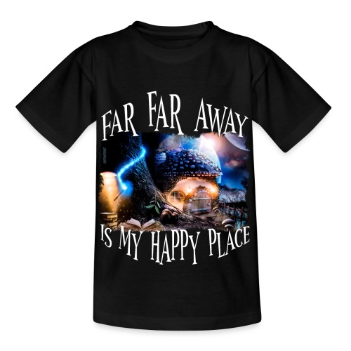 My Happy Place - Kinderen T-shirt