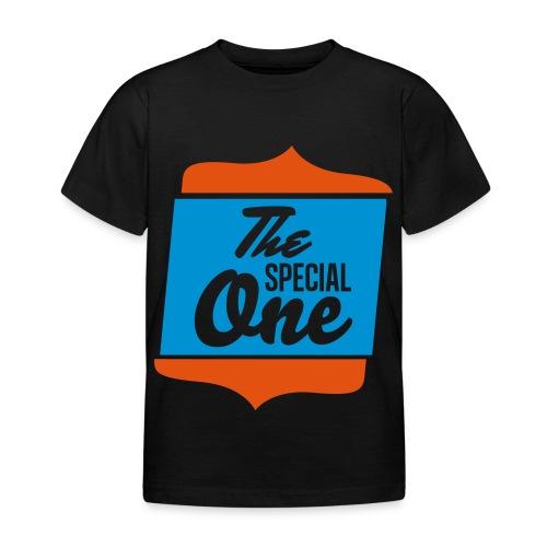 the special one - Koszulka dziecięca