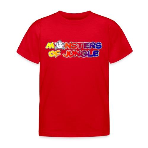 tshirt - Kinder T-Shirt