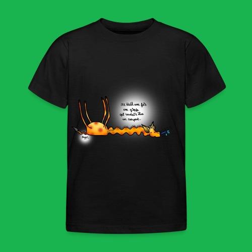 girafe serpent spread png - T-shirt Enfant
