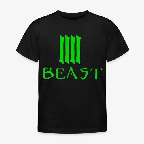 Beast Green - Kids' T-Shirt