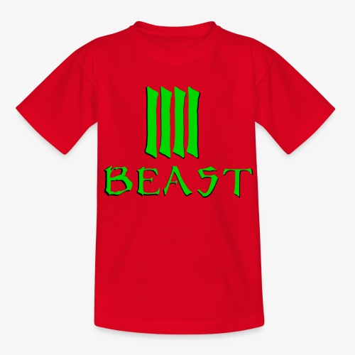 Beast Green - Kids' T-Shirt