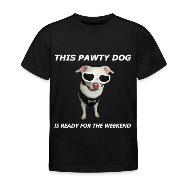 Pawty Dog