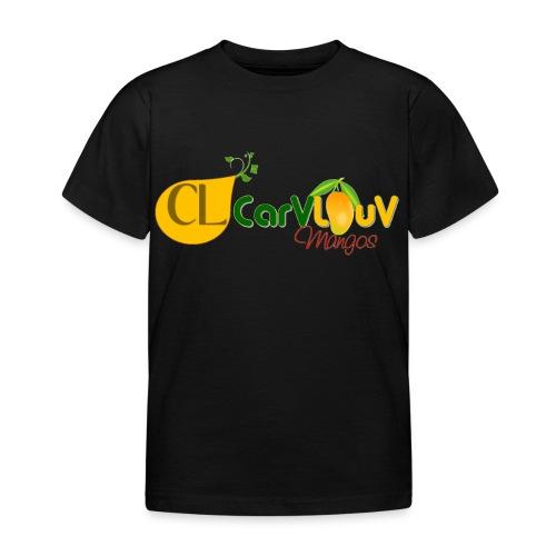 CarVlouV - Camiseta niño