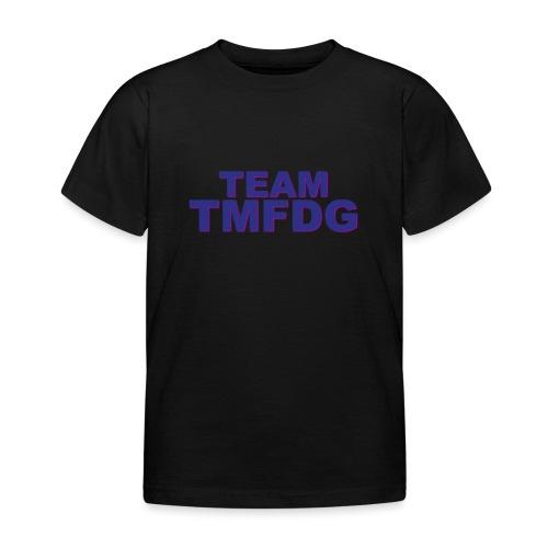 Collection : 2019 Team TMFDG - T-shirt Enfant
