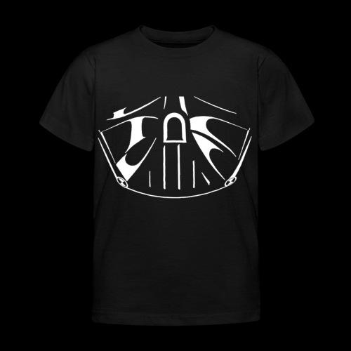 el lado oscuro de la fuerza - Camiseta niño