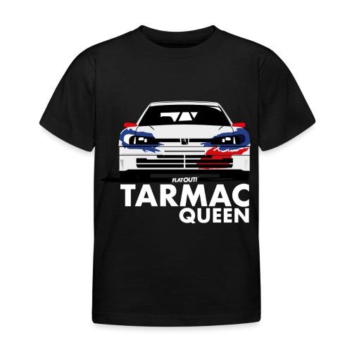306 Maxi Rallye Tarmac Queen - T-shirt Enfant