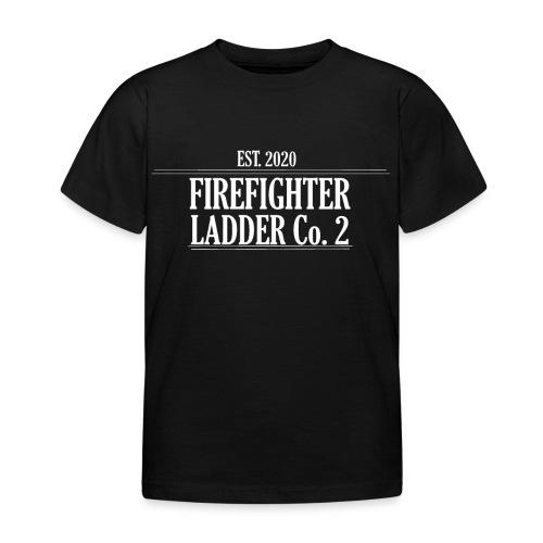 Firefighter Ladder Co. 2 - Børne-T-shirt