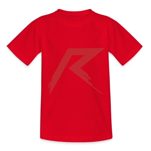 Raffie Logo - Kinderen T-shirt