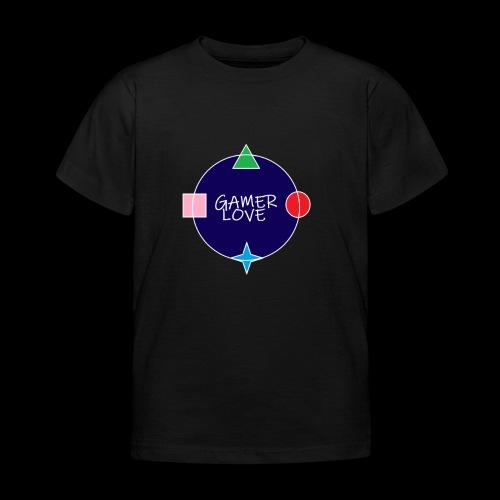 GAMER LOVE - Kids' T-Shirt