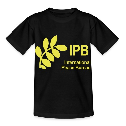 International Peace Bureau IPB Logo - Kids' T-Shirt