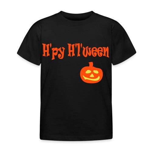Happy Halloween - Kinder T-Shirt